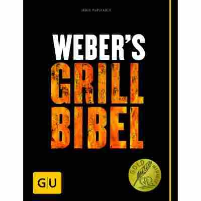 Grillbuch Jamie Purviance 'Weber's Grillbibel'