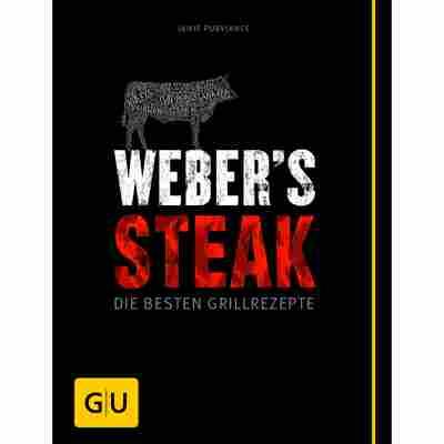 Grillbuch Jamie Purviance 'Weber's Steak: Die besten Grillrezepte'