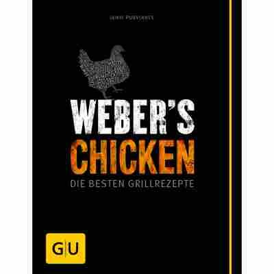 Grillbuch Jamie Purviance 'Weber's Chicken: Die besten Grillrezepte'