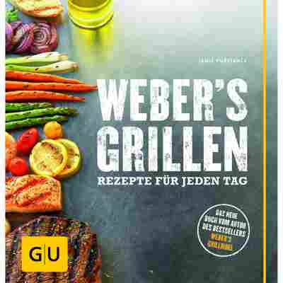 Grillbuch Jamie Purviance 'Weber's Grillen: Rezepte für jeden Tag'