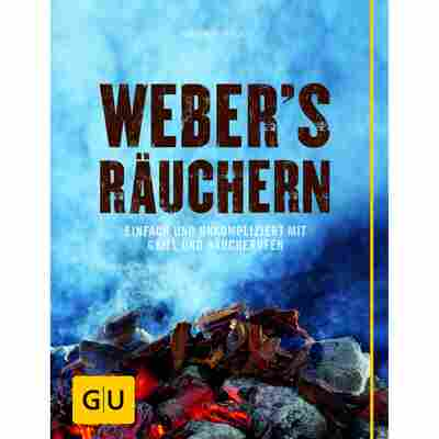 Grillbuch Jamie Purviance 'Weber's Räuchern: Einfach und unkompliziert mit Grill und Räucherofen'