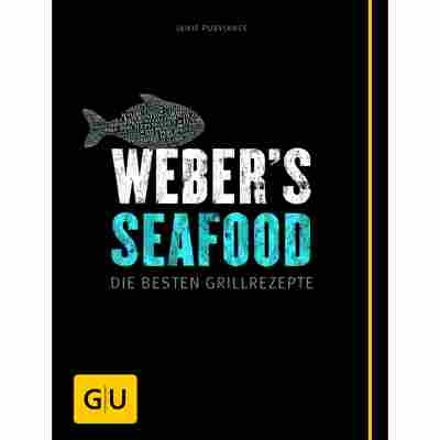 Grillbuch Jamie Purviance 'Weber's Seafood: Die besten Grillrezepte'