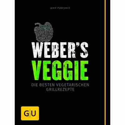 Grillbuch Jamie Purviance 'Weber's Veggie: Die besten vegetarischen Grillrezepte'
