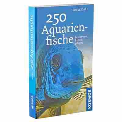 """Kosmos-Tierratgeber """"250 Aquarienfische"""" PB 288 S."""