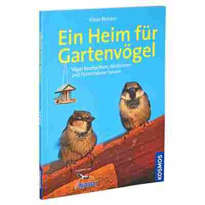 """Kosmos-Tierratgeber """"Ein Heim für Gartenvögel"""" PB 79 S."""