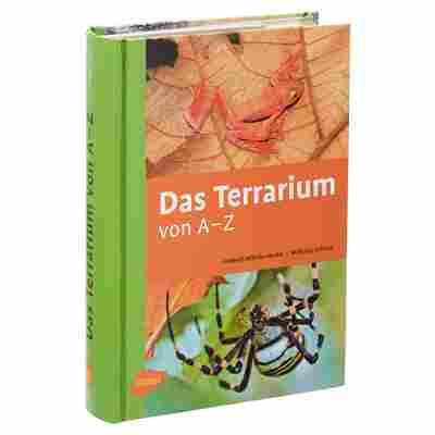 """Ulmer-Tierratgeber """"Das Terrarium von A-Z"""" HC 704 S."""