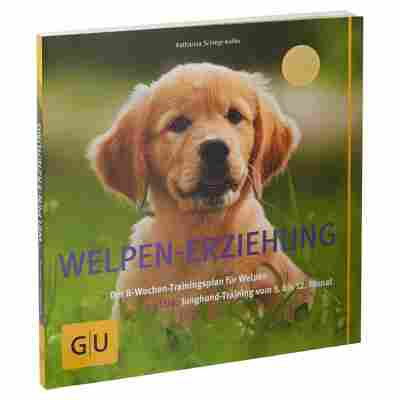 "GU-Tierratgeber ""Welpen-Erziehung"" PB 168 S."