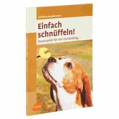 """Ulmer-Tierratgeber """"Einfach schnüffeln!"""" PB 126 S."""