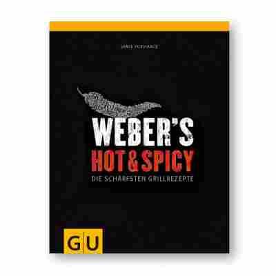 Grillbuch Jamie Purviance 'Weber's Hot & Spicy: Die schärfsten Grillrezepte'