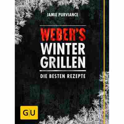 Grillbuch Jamie Purviance 'Weber's Wintergrillen: Die besten Rezepte'