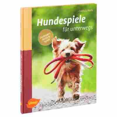 """Ulmer-Tierratgeber """"Hundespiele für unterwegs"""" HC 80 S."""