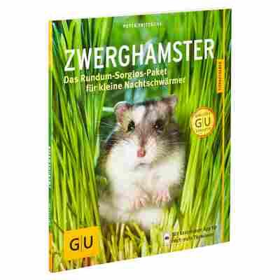 """GU-Tierratgeber """"Zwerghamster: Das Rundum-Sorglos-Paket ..."""" PB 64 S."""