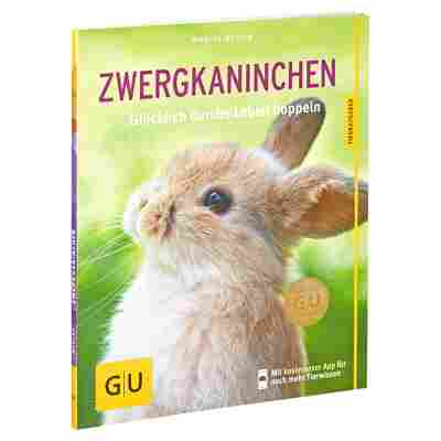 """GU-Tierratgeber """"Zwergkaninchen: Glücklich durchs Leben hoppeln"""" PB 64 S."""
