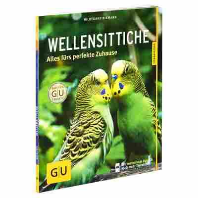 """GU-Tierratgeber """"Wellensittiche: Alles fürs perfekte Zuhause"""" PB 64 S."""