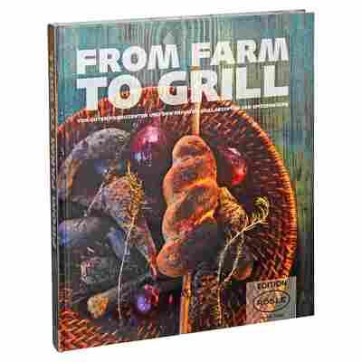 "Grillbuch ""From Farm To Grill"""