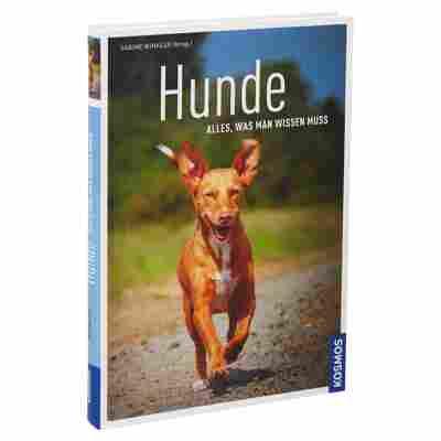 """Kosmos-Tierratgeber """"Hunde: Alles, was man wissen muss"""" HC 224 S."""