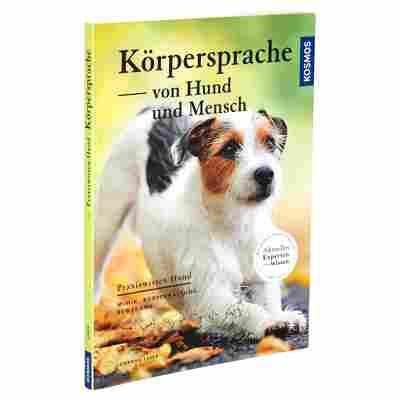 """Kosmos-Tierratgeber """"Körpersprache von Hund und Mensch"""" PB 112 S."""