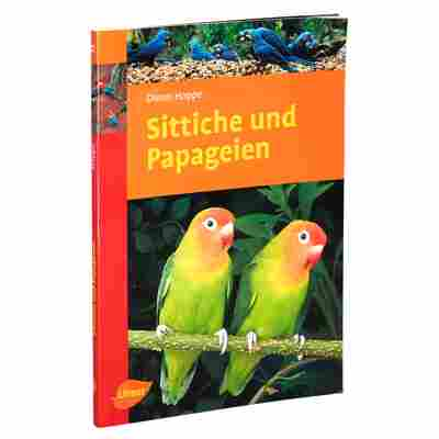 """Ulmer-Tierratgeber """"Sittiche und Papageien"""" PB 128 S."""