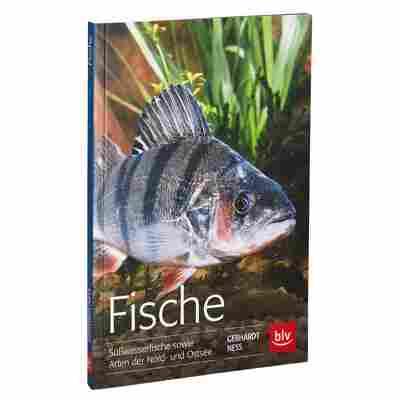 """BLV-Tierratgeber """"Fische: Süßwasserfische sowie Arten der Nord- und Ostsee"""" PB 128 S."""