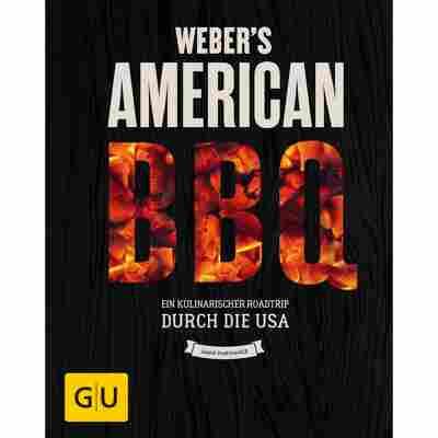 Grillbuch Jamie Purviance 'Weber's American BBQ: Ein kulinarischer Roadtrip durch die USA'