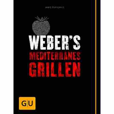 Grillbuch Jamie Purviance 'Weber's Mediterranes Grillen'