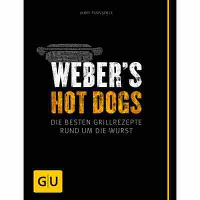 Grillbuch Jamie Purviance 'Weber's Hot Dogs: Die besten Grillrezepte rund um die Wurst'