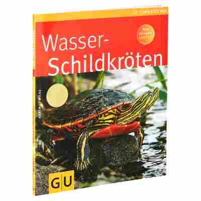 """GU-Tierratgeber """"Wasserschildkröten"""" PB 64 S."""