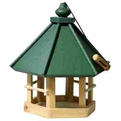 Vogelfutterhaus mit Kordelaufhängung 29 x 36 x 32 cm