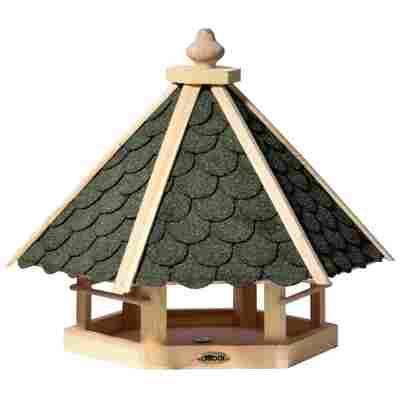 Vogelfutterhaus mit Bitumen 51 x 41 x 45 cm