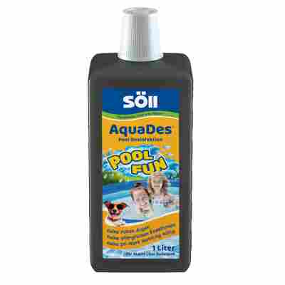 Pool-Desinfektion 'AquaDes' 1 Liter