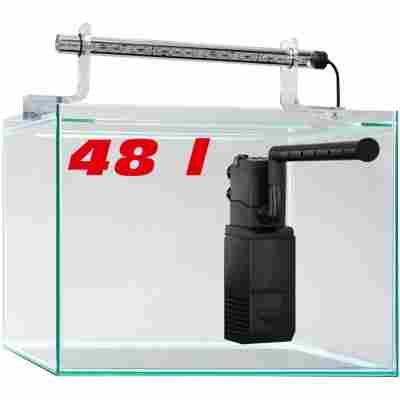 Aquarium 'Scaper Cube' 48 l Starterset