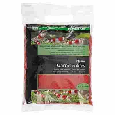 Nano-Garnelenkies 2 kg indischrot