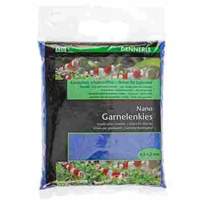 Nano-Garnelenkies 2 kg azurblau