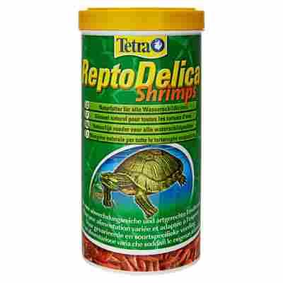 """Schildkrötenfutter """"ReptoDelica"""" Shrimps 100 g"""