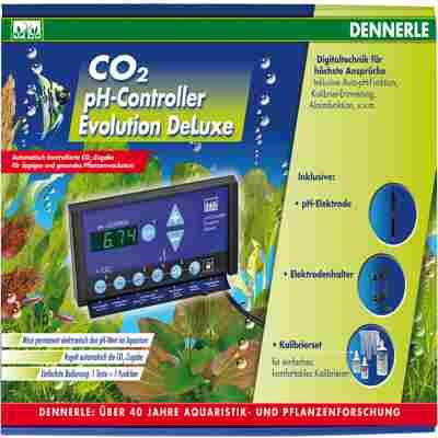 pH Controller DeLuxeEvolution Dennerle
