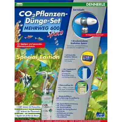 CO2 Mehrweg Space 600 Dennerle