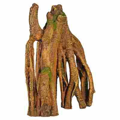 Treibholzstamm Mangrove künstlich 17,5 x 10 x 24,5cm