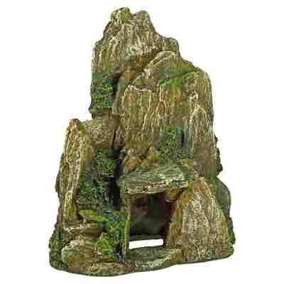 Deko-Höhlenfels Polyresin 19 cm