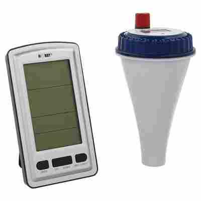 Funk-Thermometer für Teiche