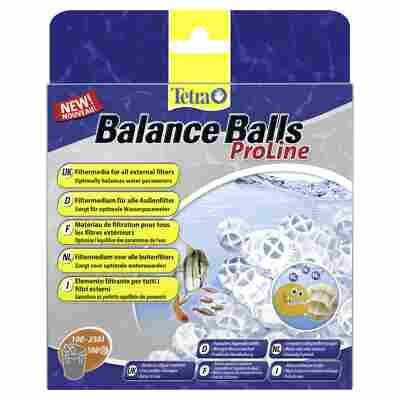 "Filtermedium ""Pro Line"" Balance Balls 100 Stück"