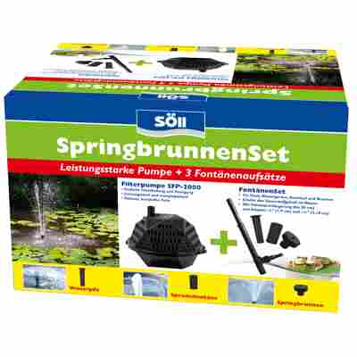 Springbrunnen-Set 2-teilig