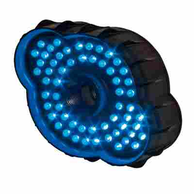 Fontänenbeleuchtung 'LED Pond P58' blau, 58 LEDs, 12 V