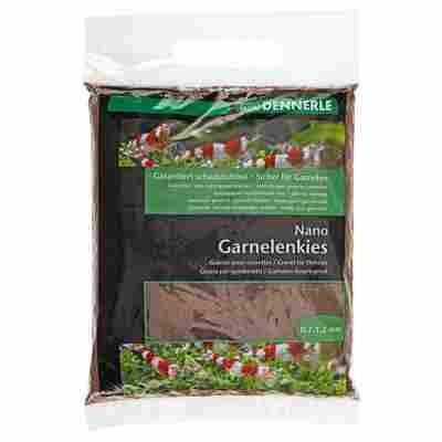 Nano-Garnelenkies 2 kg braun