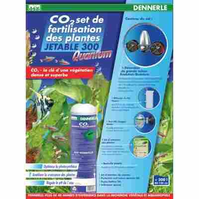 CO2 Pflanzen-Dünger Quantum