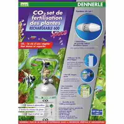 CO2 Mehrweg 600 Space Dennerle