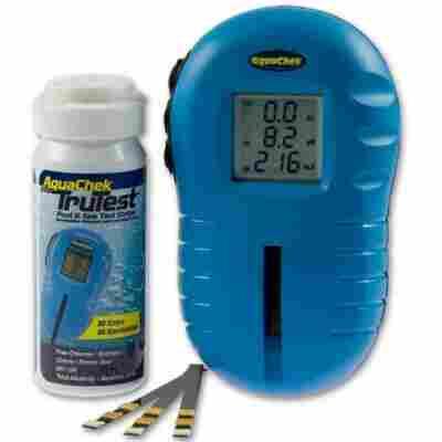 Testgerät zur Wasserqualität mit 25 Teststreifen