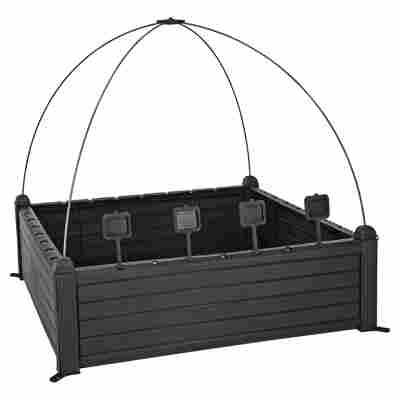 "Garten-Hochbeet ""Garden Bed"" 99,5 x 99,5 x 34 cm"