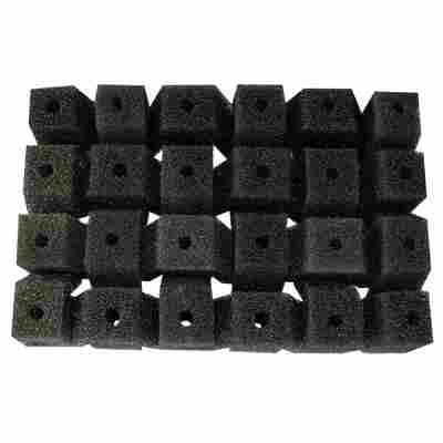 Filterschwamm grob, schwarz, T25/T50