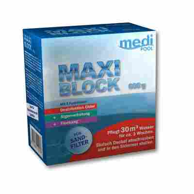 Chlorreiniger 'Maxi Block' 0,6 kg