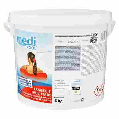 Langzeit-Multitabs zur Poolpflege 5 kg